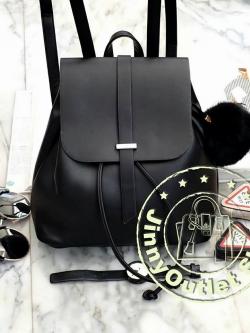 KEEP Suprem Backpack ( Classy Black )