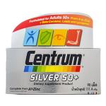 Centrum Silver 50+ From A to Zinc [90 เม็ด]