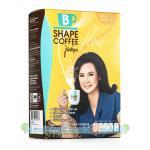 B Shape Coffee Flow กาแฟ บีเชฟ โฟว์ [10 ซอง] กาแฟแท้สายพันธุ์อารบิก้า ดักจับไขมัน เพิ่มประสิทธิภาพการขับถ่าย