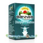 Banner Chlorophyll & Glutathione แบนเนอร์ คลอโรฟิลล์ และ กลูตาไธโอน 100 แคปซูล