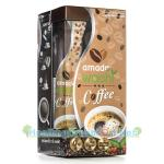 Amado Wachi Coffee อมาโด้ วาชิ คอฟฟี่ บรรจุ 12 ซอง
