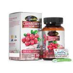 [ส่งฟรี Ems]Auswelllife Cranberry 50000 mg. ออสเวลล์ไลฟ์ แครนเบอร์รี่ 50000 มก. บรรจุ 60 แคปซูล