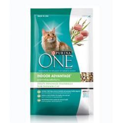 เพียวริน่าวัน สูตรแมวเลี้ยงในบ้าน 1.3 กิโลกรัม 2ถุง ส่งฟรี
