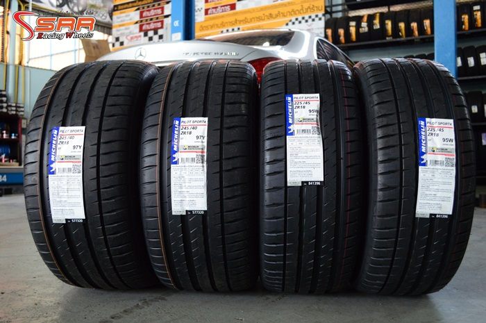 MICHELIN PILOT SPORT 4 205/55ZR16