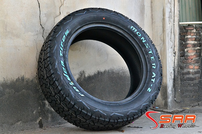 MONSTER AT-2 265/55R20