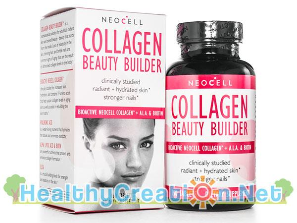 Neocell Collagen Beauty Builde นีโอเซลล์ คอลลาเจนบิวตี้ บิวเดอร์ บรรจุ 150 เม็ด ช่วยให้แลดูกระจ่างใสอ่อนเยาว์ ช่วยให้สุขภาพดีจาก ภายในสู่ภายนอก