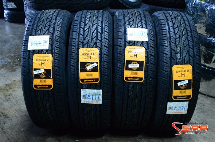 Continental ContiCrossContact LX2 225/65R17