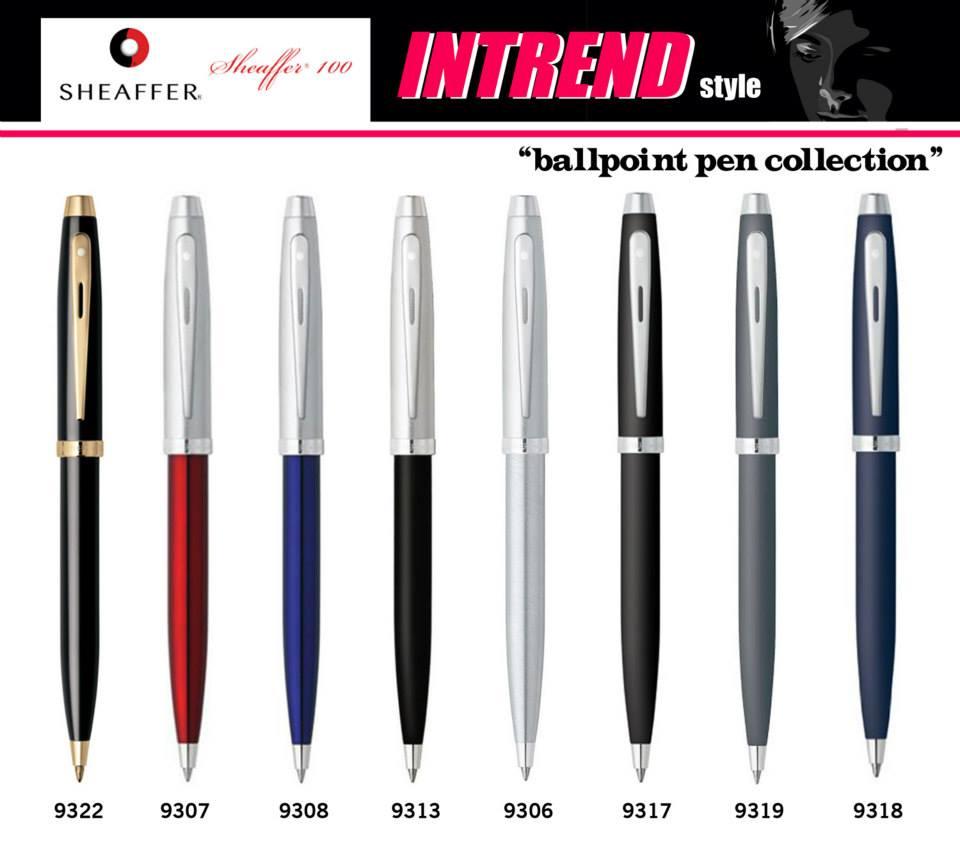 Sheaffer SF 100 Ball Pen (BP) ของแท้ by Boss Premium Group