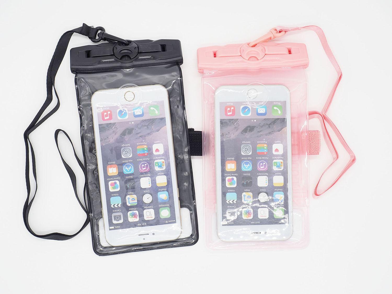M-60HI ซองกันน้ำสำหรับ iPhone 6s Plus/ 7 Plus (สแกนนิ้วมือได้)