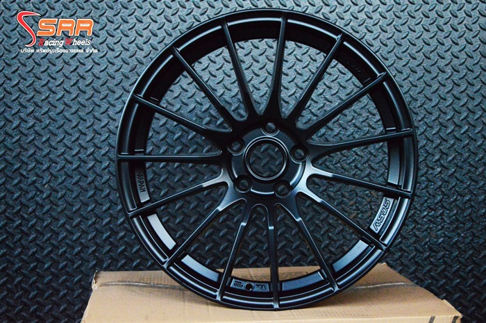 ENKEI RS050RR ขอบ18 นิ้ว สีดำด้าน