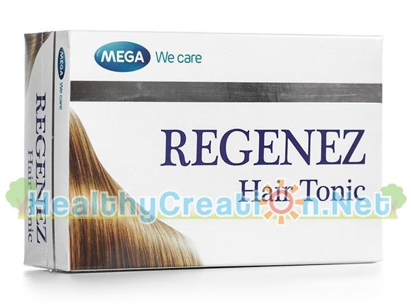 Mega We Care Regenez Hair Tonic เมก้า วีแคร์ รีจีเนซ แฮร์ โทนิค ปริมาณสุทธิ 30 ml.
