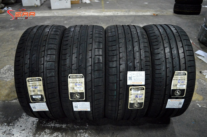 Continental ContiSport Contact 3 265/30R22