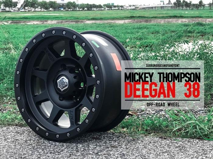 MICKEY THOMPSON DEEGAN 38 ขอบ16X8