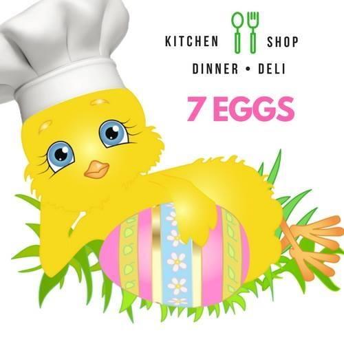 7-eggs ให้การทำครัวเป็นเรื่องง่ายๆ สะดวก ประหยัดเวลา