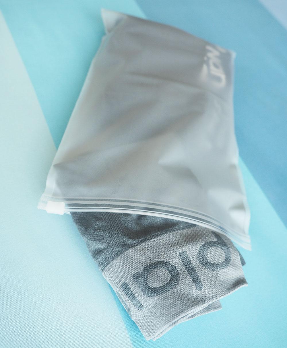 [เซต 35 ชิ้น] ถุงซิปรูดเอนกประสงค์ สำหรับใส่ของจัดระเบียบกระเป๋า Size S 35 ชิ้น