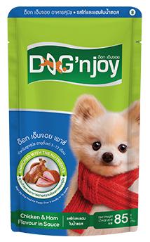 ด็อก เอ็นจอย เพาซ์ สูตรลูกสุนัข ส่งฟรี