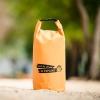 กระเป๋ากันน้ำ ถุงกันน้ำ Penguin Bag ขนาด 10 ลิตร สีส้ม