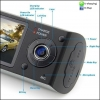 กล้องติดรถยนต์ R300 HD DVR 2 เลนส์ พร้อม GPS