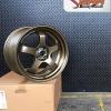 S1R DS-021 ขอบ17 4X100 สีABB/LPBR