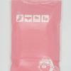 ถุงซิปรูดเอนกประสงค์ สำหรับใส่ของจัดระเบียบกระเป๋า Size S สีชมพู