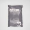 [เซต 6 ชิ้น] ถุงซิปรูดเอนกประสงค์ สำหรับใส่ของจัดระเบียบกระเป๋า Size L 6 ชิ้น สีเทา