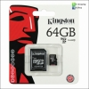 !!! Micro SD Card Kingston 64 GB !!!