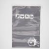 ถุงซิปรูดเอนกประสงค์ สำหรับใส่ของจัดระเบียบกระเป๋า Size S สีเทา