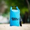 กระเป๋ากันน้ำ ถุงกันน้ำ Penguin Bag ขนาด 10 ลิตร สีฟ้า