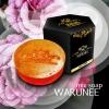 warunee mix soap ขนาด 100 กรัม (ก้อนทรงกลม)