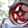 S1R ขอบ17 สีแดงแก้ว