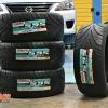 FEDERAL RS-R 235/45ZR17 เส้นละ 3,000 บาท