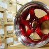 S1R ขอบ17 สีแดงแก้ว วงละ 4,500 บาท
