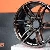 WedsSport SA60 MR-2 ขอบ22 6รู สีแบล็กโครม