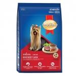 อาหารสุนัข สมาร์ทฮาร์ท สุนัขโต พันธุ์เล็ก รสเนื้ออบ