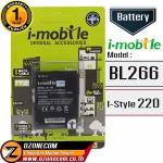 แบตเตอรี่ i-mobile BL-266 i-Style 220