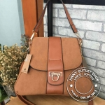 David Jones ( Leather Bag )