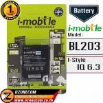 แบตเตอรี่ i-mobile BL-203 IQ 6.3
