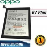 แบตเตอรี่ OPPO R7 Plus (BLP599)