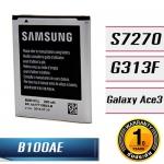 แบตเตอรี่ Samsung - S7270 G313F Galaxy Ace 3