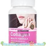 The Nature Collagen Beauty Formula เดอะ เนเจอร์ คอลลาเจน บิวตี้ ฟอร์มูล่า