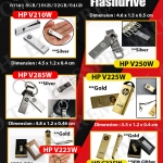 Premium Flash Drive Brand Name พรีเมียมยูเอสบี ที่เก็บข้อมูล Catalog