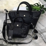 KEEP ( Longchamp Duo Sister - Pure Black )