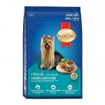 อาหารสุนัข สมาร์ทฮาร์ท สุนัขโต พันธุ์เล็ก รสไก่และตับ