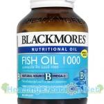Blackmores Fish Oil 1000 mg. บรรจุ 80 แคปซูล