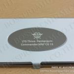 Premium ตัวอย่างผลงาน ตลับนามบัตร กองทัพไทย by Boss Premium Group Line ID : @BossPremium E-mail : BossPremium@Gmail.com