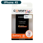 Battery IPhone 4S (COMMY)