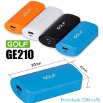 Premium Golf G210 Power Bank by Boss Premium Line ID : @BossPremium