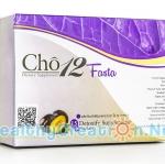 Cho12 Fasta Detox โช ทเวลฟ์ ฟาสต้า ดีท็อกซ์ บรรจุ 10 ซอง ชะล้างสารพิษในร่างกายและลำไส้ รักษาสมดุลการขับถ่าย ลดอาการท้องผูก