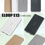 Premium Eloop E13 Power Bank by Boss Premium Line ID : @BossPremium E-mail : BossPremium@Gmail.com
