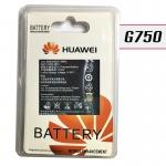 แบตเตอรี่ Huawei G750